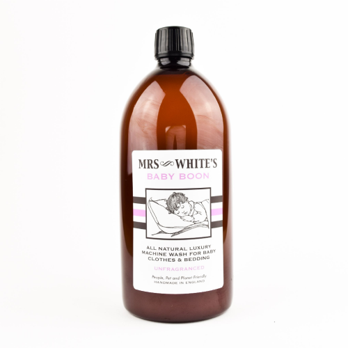 Mrs White's - Baby Boon (Baby Clothes and Blankets Wash) 1000ml